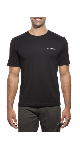 VAUDE Brand Men`s Shirt black